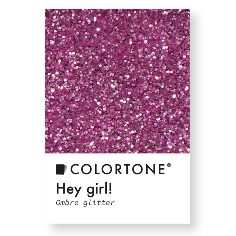 Colortone Ombre Glitters Hey Girl!