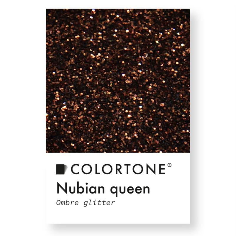 Colortone Ombre Glitters Nubian Queen