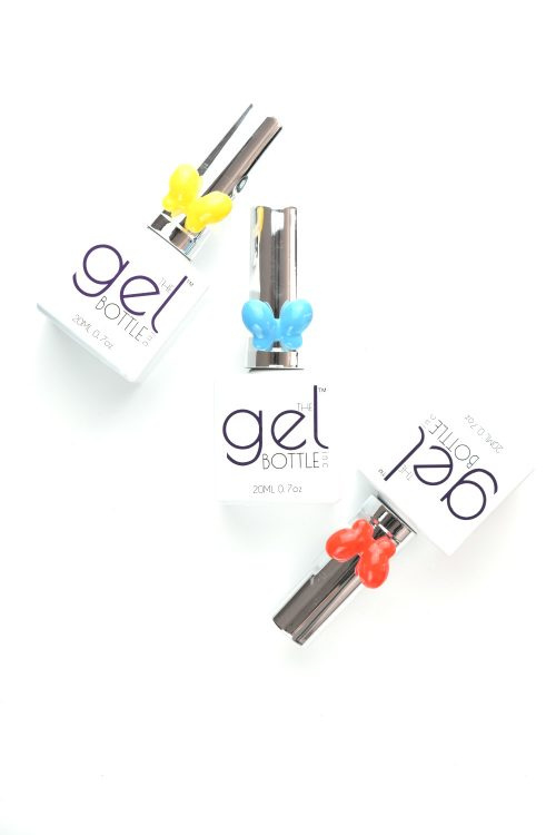 The GelBottle Butterfly Rings