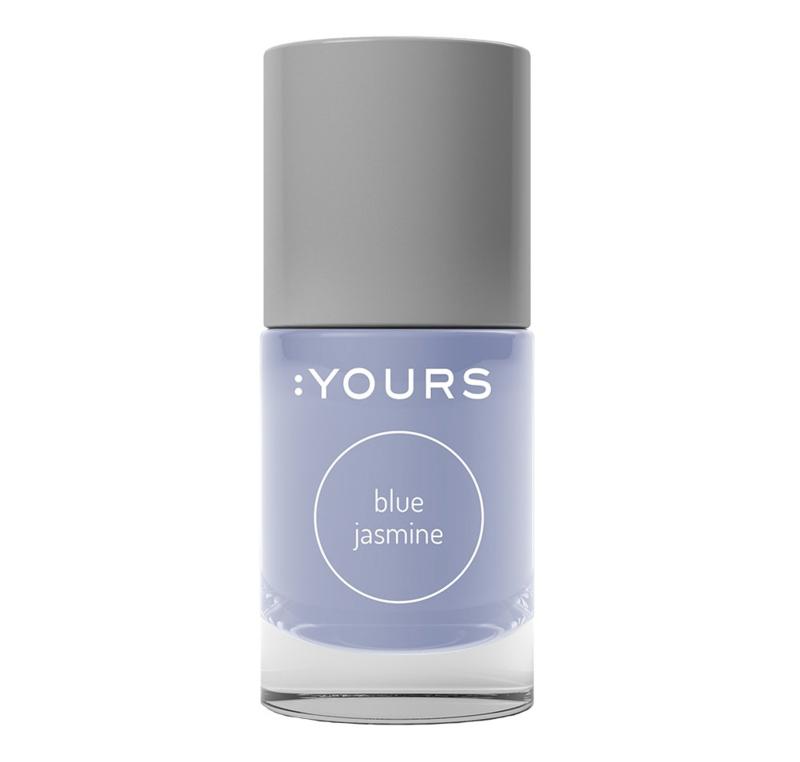YOURS Stamping Polish Blue Jasmine
