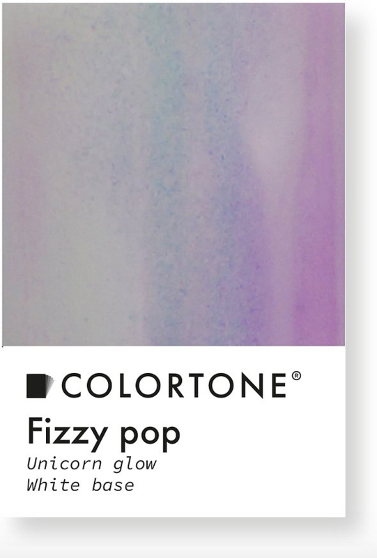 Colortone Fizzy Pop Unicorn Glow Pigment