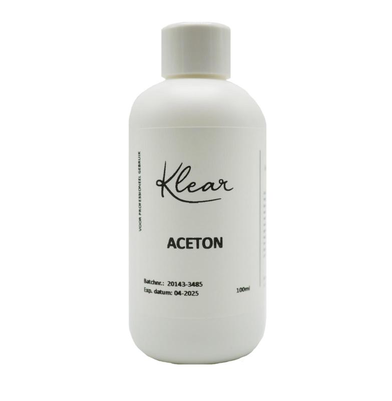 Klear Aceton 250 ml