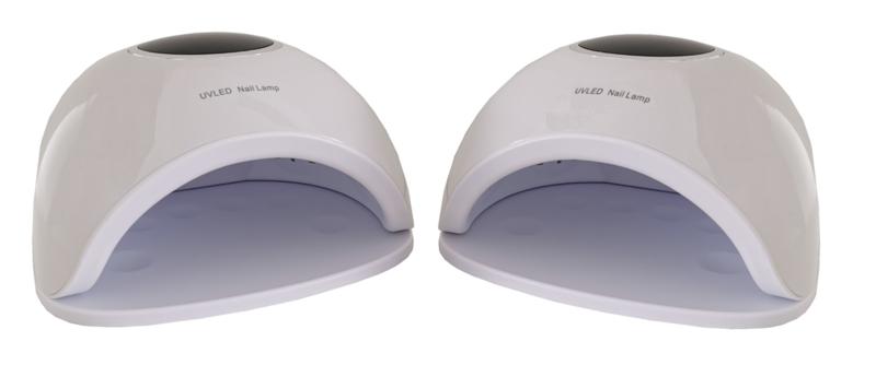 Nagel UV LED Lamp 48W 2 Stuks BUNDELACTIE