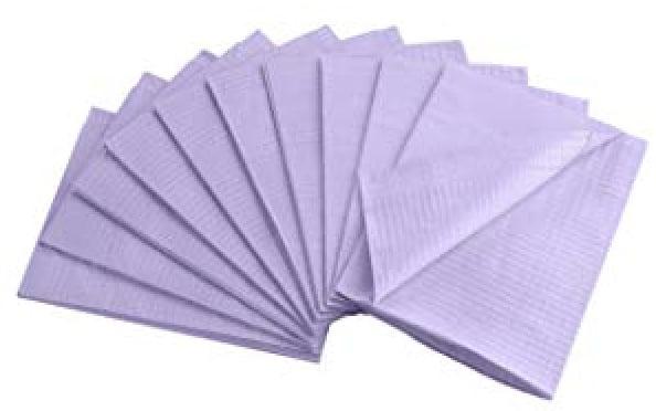 Table Towels Lila 250 Stuks