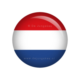 Koningsdag button 38 mm