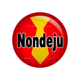 Nondeju button 38 mm