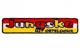 Jungske uit Oeteldonk (10x2 cm)