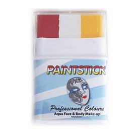 Schmink Oeteldonkse kleuren