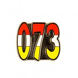 Oeteldonk 073 pin