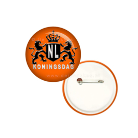 Koningsdag button 25 mm