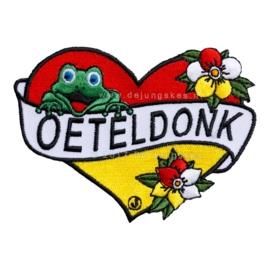 Oeteldonkse tattoo (7x7 cm)