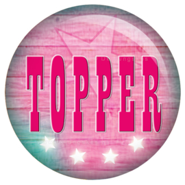 Toppers button Topper 45 mm