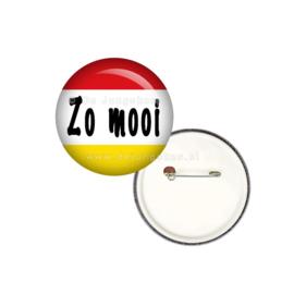 Zo mooi button 25 mm