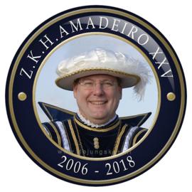 Prins Amadeiro XXV  (2006 - 2018)
