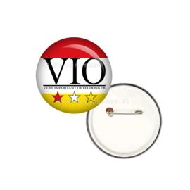 VIO button 25 mm