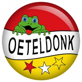 Oeteldonk button 45 mm