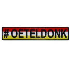 # OETELDONK (10x2 cm)