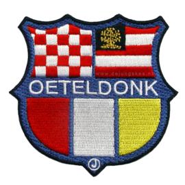 FC Oeteldonk (8x7,5 cm)