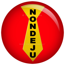 Nondeju button 45 mm