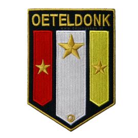 Oeteldonk Stars (10x7 cm)