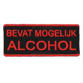 Bevat mogelijk alcohol (7x3 cm)