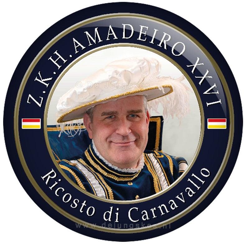 Prins Amadeiro XXVI  (2019 - )