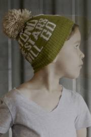 PRJONA PLYM  I  BEYOND THE STARS I GO  knit hat