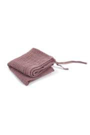 MOUMOUT  I  SMALL MUSLIN SWADDLE  various colours