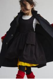 TWILL POCKET DRESS