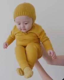 AOSTA  I  DAILY SET (bodysuit, pants, knit hat)