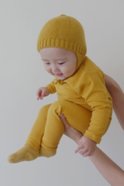 AOSTA  I  DAILY SET (bodysuit, pants, knit hat)