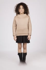 INE DE HAES  I  CHLEO SKIRT light grey