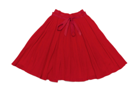 PLAY IS WORK  I  COTTON MUSLIN TWIRL SKIRT long (choose colour)