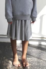 CHILD.ISH  I  MIA FULL SKIRT  concrete