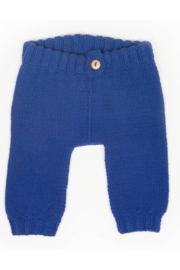 BIEQ  I  KNIT TROUSERS BART I  jeans blue, ecru or grey