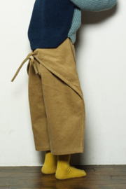 FOLK MADE  I  TRIANGLE PANTS  rib
