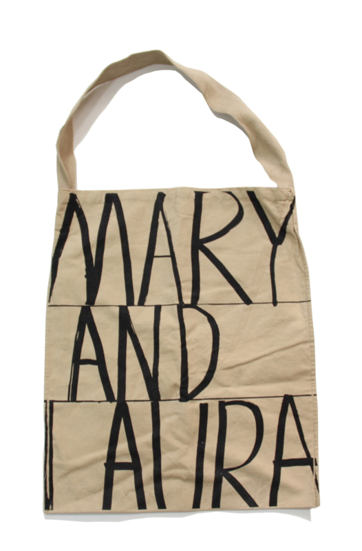 TAMBERE  I  COTTON BAG MARY AND LAURA