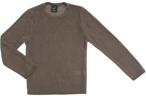 PAADE  I  LINEN KNIT SWEATER