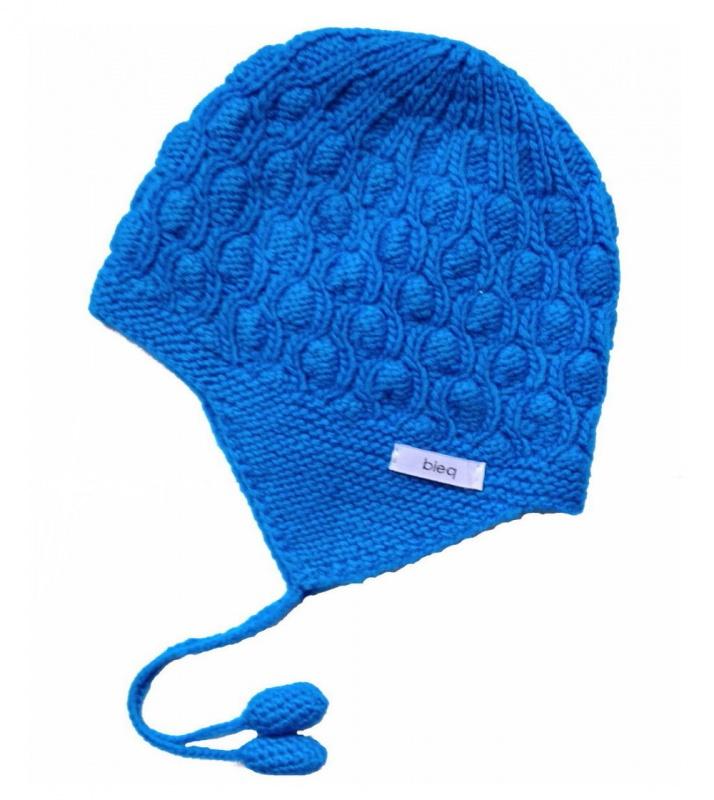 BIEQ  I  HAT MIA  blue or brown