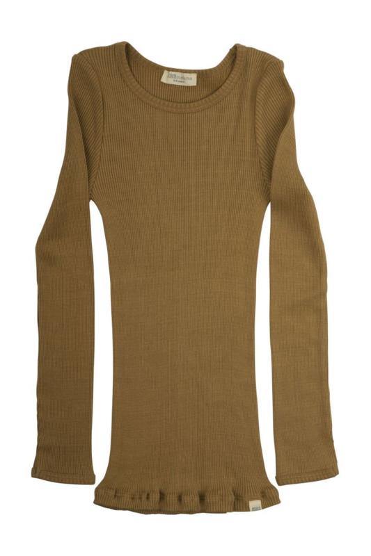 MINIMALISMA  BERGEN LONGSLEEVE  silk-cotton