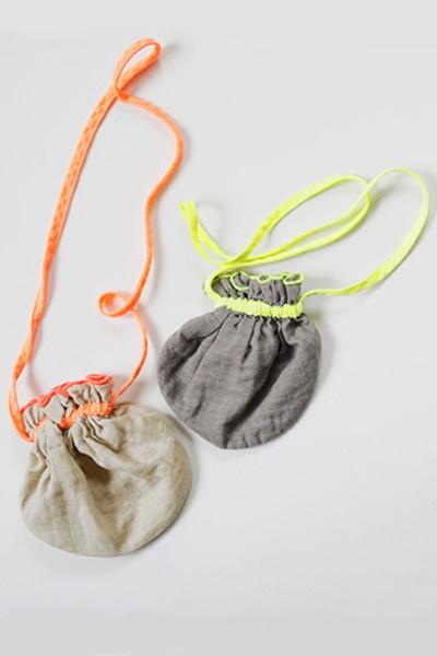 BIEN A BIEN I  POCKET BAG  ++ select a colour ++