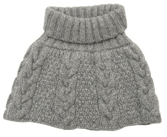 PAADE  I  KNIT SKIRT AND CAPE