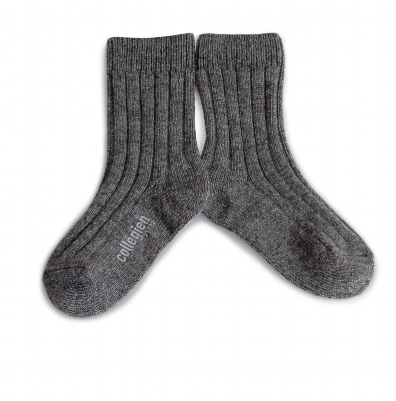 COLLEGIEN  I  SOCKS SAFRAN  wool-cashmere mix