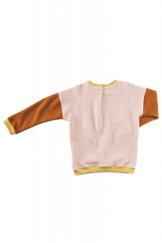 MACARONS  I  PAULI PATCH PULLOVER