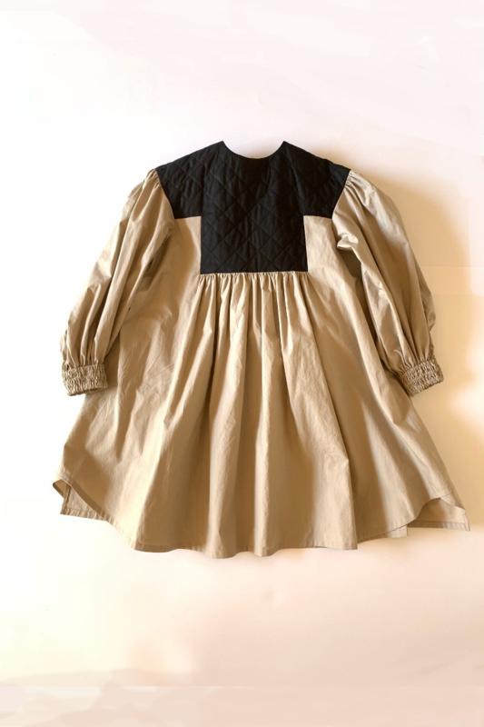 FOLK MADE  I  QUILT DRESS
