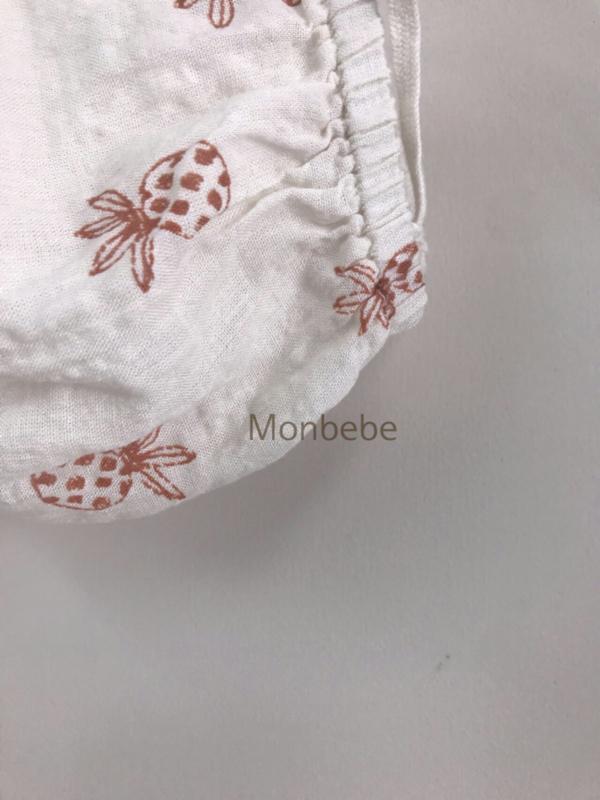 MONBEBE  I  PINEAPPLE BLOOMER