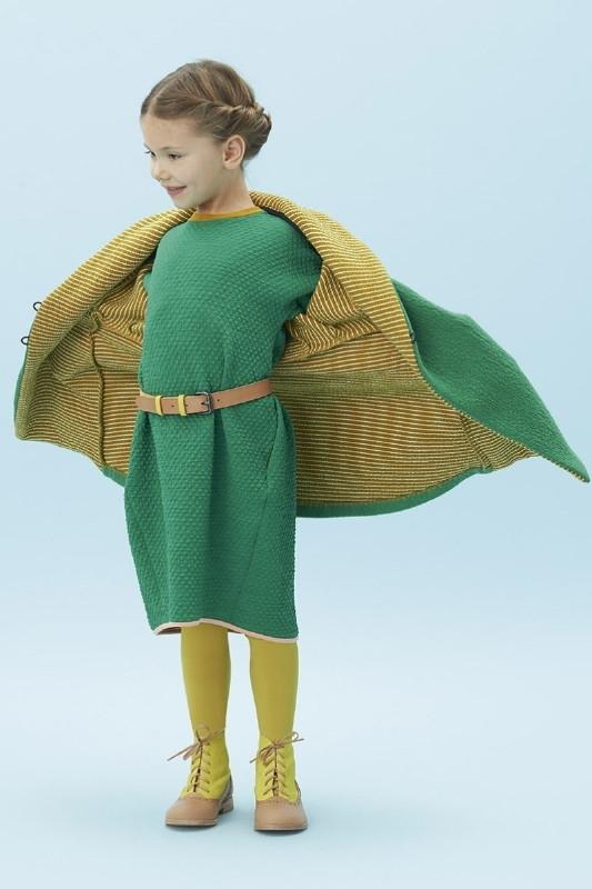 MACARONS  I  COCO  merino wool coat