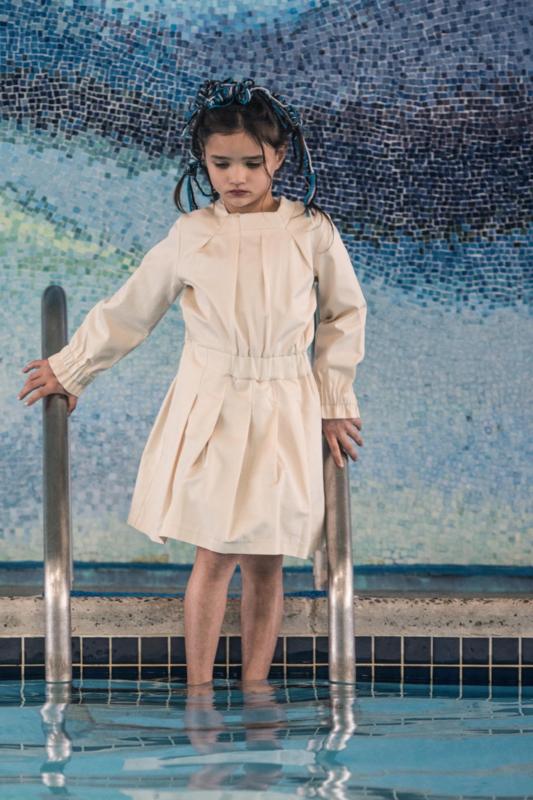 INFANTIUM VICTORIA  I  IVORY DRESS