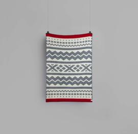 Røros Tweed, deken Setesdal