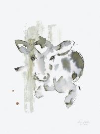 Kalf, kunstdruk Elise Stalder